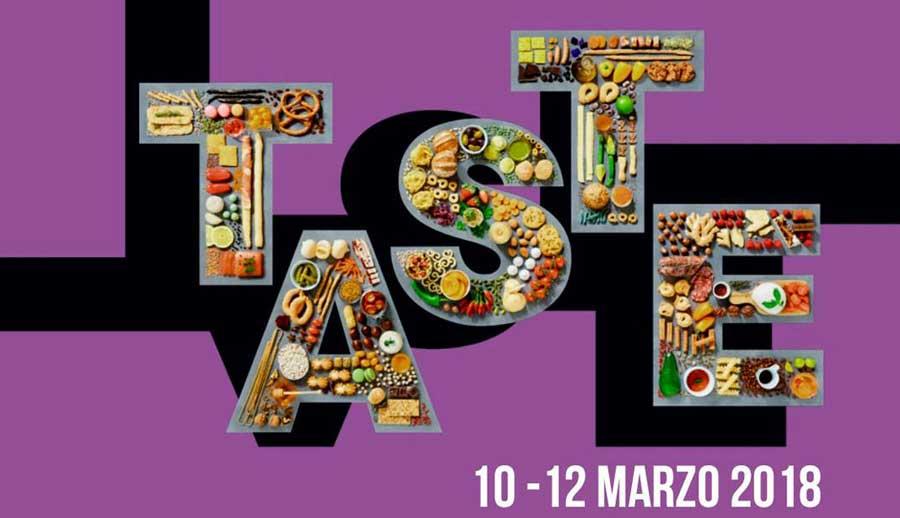 guido castagna taste Firenze Florence 2018