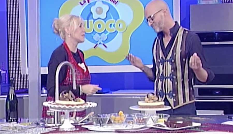 guido castagna torta cakes tre cioccolati
