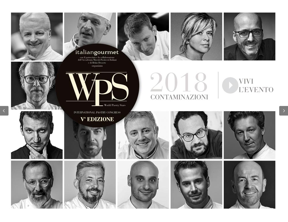 Guido Castagna World Pastry Stars 2018 cover