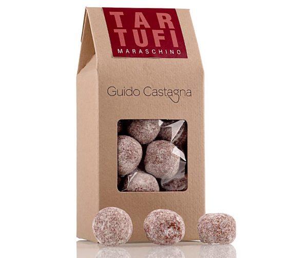 Guido Castagna tartufi maraschino 200g