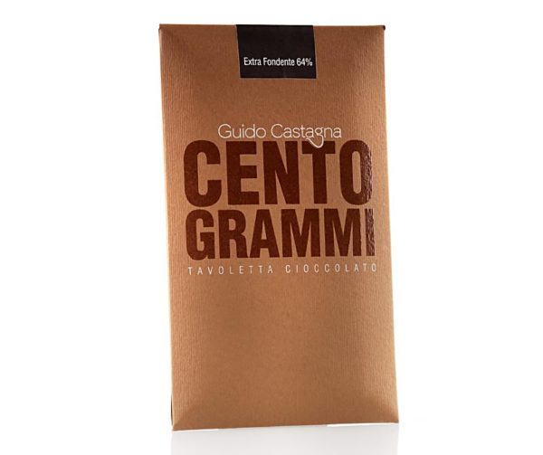 Guido Castagna Tavoletta-CENTOGRAMMI-extra fondente