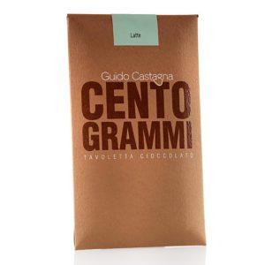 Guido Castagna Tavoletta-CENTOGRAMMI-Latte