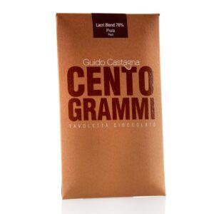 Tavoletta CENTOGRAMMI - Lacrì blend 76% Piura Perù